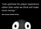 Insight on Game Design